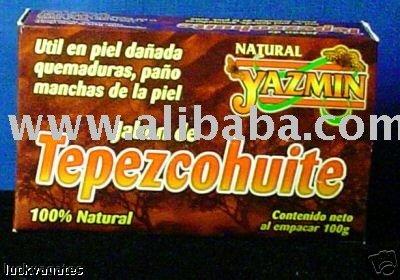 Increíble Tepescohuite cuidado de la piel jabón, Jabon de Tepezcohuite