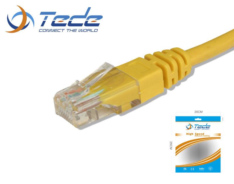 4 пар cat6 патч-корд 2m 3m 5m сетевой красочные кабель-кабель связи-ID прод