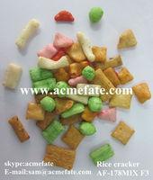 Mixed rice cracker fried rice cracker Janpanese rice carcker snack food