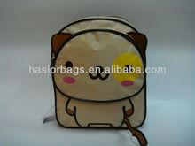 2012 Design Cat Shaped 420D School Bag Backpack