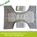 venta caliente super absorbente pañales para adultos