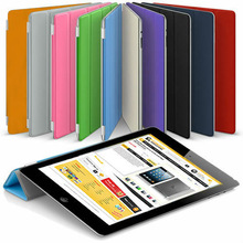 Thin Magnetic Protective Flip Smart Cover Skin Case Stand for Apple iPad Mini