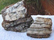 Zebra Houdlite gemstones