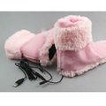 Sıcak ayakkabılar akü/Elektrik/ısıl kışlık ayakkabı Ayak sıcak aşınma sağlık ayakkabı çizme USB ısıtma çizme ısıtmalı ayakkabı