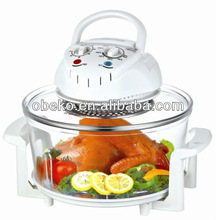cooking with halogen oven