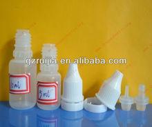 Contenitoriin plastica utilizzati 5ml/10ml colliri bottiglia di plastica shaker di plastica fiale 20ml/30ml produttore bottiglia di plastica!