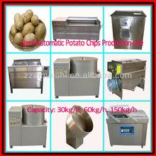 High Profit Semi Automatic Potato chips production line, Potato chips machine