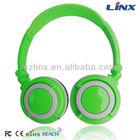 2013 High quality foldable headphone mp3