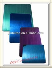 Famous Brand TISCO 316 stainless steel sheet