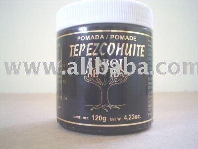 Tepezcohuite Pomada cuidado de la piel, Pomada ungüento