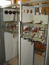 High voltage insulation panels