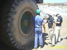 CAT 777 Tires