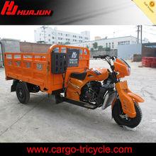 gas motor trikes/3 wheel trimoto/tricycle bike cargo