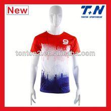 high quality team wear custom soccer kit football