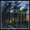 Aluminum glass sun house with good design
