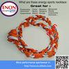 Tornado titanium sports necklace 2013 promotion necklace