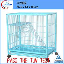 Hot animal cages cat breeding cage cat