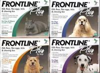 Frontline Plus pet