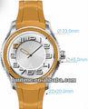2012 мода часы для женщин классическая мода силиконовые часы