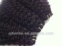 High Quality Virgin Indian Temple Hair