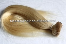 100% human remy hair tape hair extension skin weft seamless hair extensions remy human hair