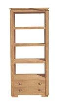 Norita Open Book Cabinet 2 dwrs