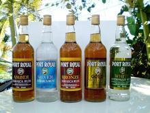Port Royal Jamaican Rums