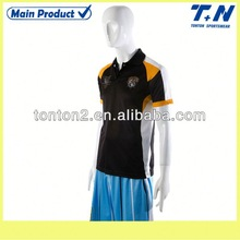 soccer jersey with madrid style in thai quality