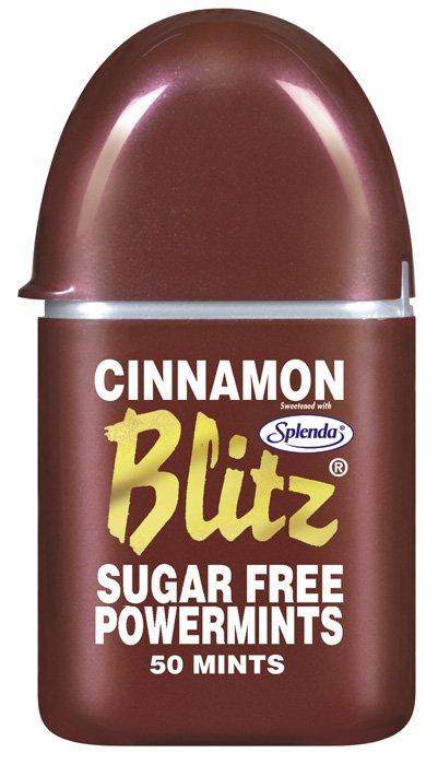 Blitz Power Mints Cinnamon Breath Mints
