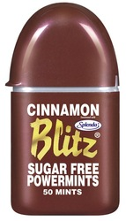 Blitz Power Mints Cinnamon Breath Mints