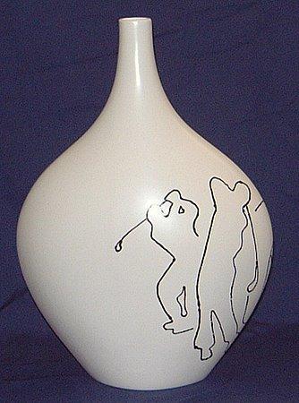 Golf vases