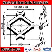 Good payment big factory expanded metal sheet
