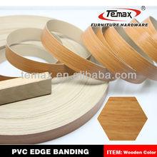 flexible furniture pvc edge bands