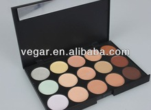 Cosmetics distributer!15 Color Concealer name brand makeup concealer