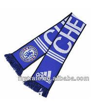 Acrylic jacquard knitting pattern scarf FSN19