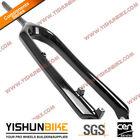 carbon fiber bicycle horquilla, black 29er hardtail carbon mtb fork