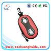 Mini portable speaker bag for iPhone 5