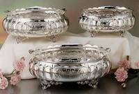 Sterling Silver fruit bowl