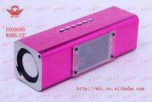 bluetooth speaker box music mini speaker dock for android