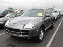2004 Porsche Cayenne S used car