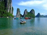 Halong bay tour 2 days / 1night-sleep on boat by Trekking Travel