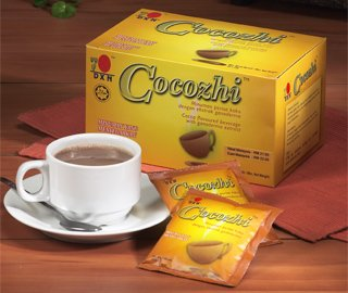 DXN Cocozhi-The Best Healthy Chocolate Drink With Ganoderma.