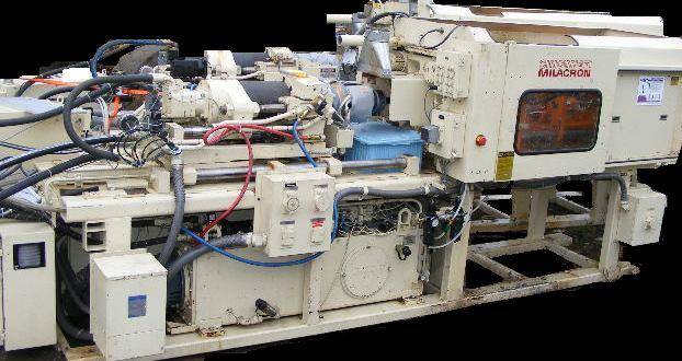 Cincinnati MILACRON VT-165 moldeo por inyección de plástico máquina de la prensa
