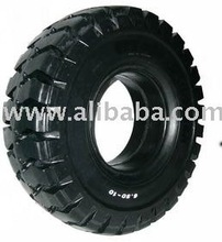 Solid Tires for Forklifts Made in Thailand