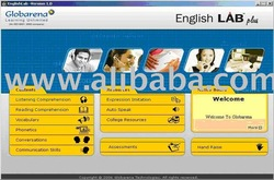 Globarena English Lab, Career Lab, Aptitude Lab