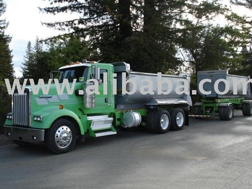 Transfer Dump truck &amp; trailer Sales, Buy Transfer Dump truck ...