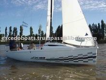 Fast racing sailboat modern design 18.5 ft