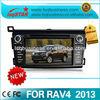 Auto Media 2 din fm Radio for 2013 TOYOTA RAV4 with GPS VCD CD MP3 USB player ST-RAV4