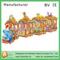 Professional!!!cheap!!! hot sale!!! high quality!!!China amusement park rides kids indoor mini shuttle amusement track train