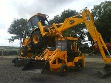 JCB heavy equipment